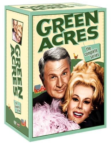 Green Acres: The Complete Series (DVD, 24 Disc Box Set)