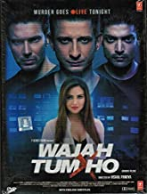 Wajah Tum Ho (Brand New Single Disc Dvd, Hindi Language, With English Subtitles, Released By T-Series)