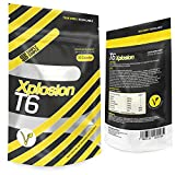 Simply Simple T6 Xplosion Fat Burners with Added Vitamin D, Choline & Vitamin B6 | Vegetarian Friendly Slimming Pills for Weight Loss with Approved EFSA Health Claims