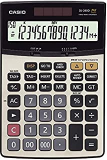 Casio Practical Calculator [DJ-240D]