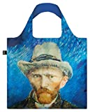 LOQI Vincent Van Gogh Self Portrait with Grey Felt Hat Bag