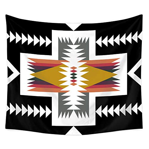 mmzki Abstrakte Tapisserie böhmischen nordischen geometrischen BergWandteppichDeckeWandbehang Badetuch GT1235-6 150 * 130