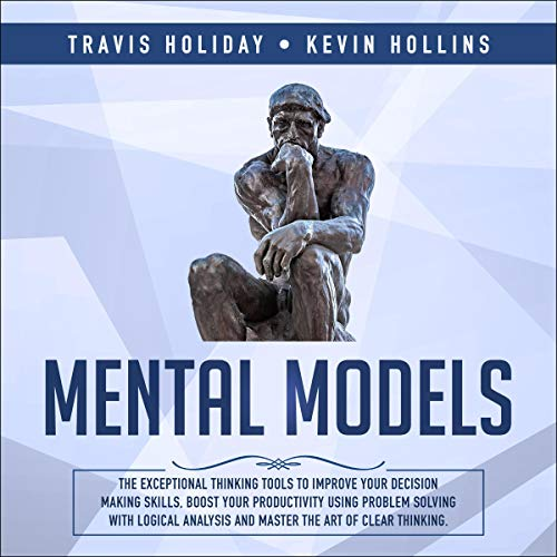 Mental Models audiobook cover art