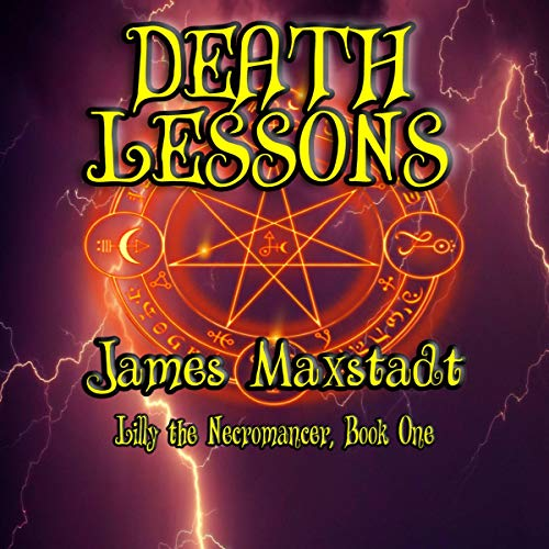 Death Lessons cover art