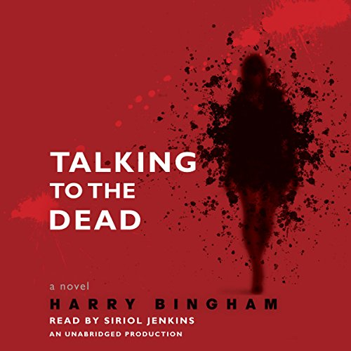 Talking to the Dead audiobook cover art