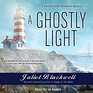 A Ghostly Light     Haunted Home Renovation Series, Book 7              By:                                                                                                                                 Juliet Blackwell                               Narrated by:                                                                                                                                 Xe Sands                      Length: 8 hrs and 8 mins     428 ratings     Overall 4.7