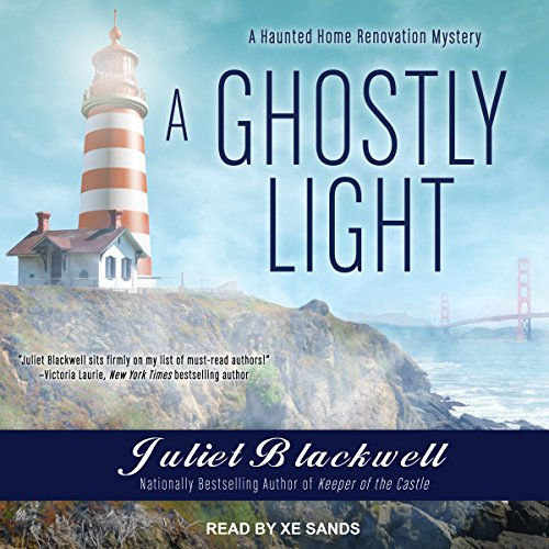 A Ghostly Light audiobook cover art