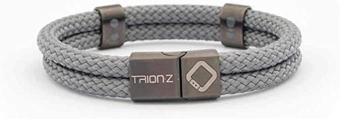 17 opinioni per Trion:Z Zen Loop Duo Braccialetto Terapeutico agli Ioni con Tecnologia ANSPO