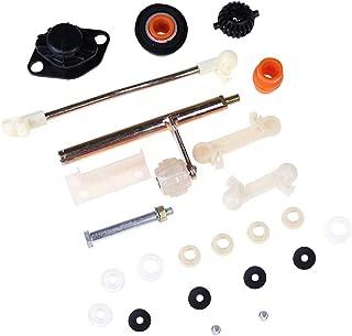 Flurries for VW Golf Jetta 2 4d1, Selector Rod Bearing Gearbox Gear Shift Linkage Set - Car Transmission Shift Repair Kit