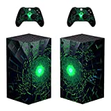 gotor Vinyl Skin Decal Sticker Cover Wraps for Xbox Series X Console and Controller Skins (Xbox Series X, 24)