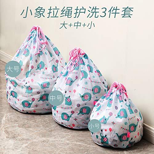 ouyangbeibei Wasserij Netten Voor Wasmachines, Ondergoed En Delicate Kleding Waszakken, Mesh Waszakken, Ideaal Voor Alle soorten kleding, Bh's, Schoenen