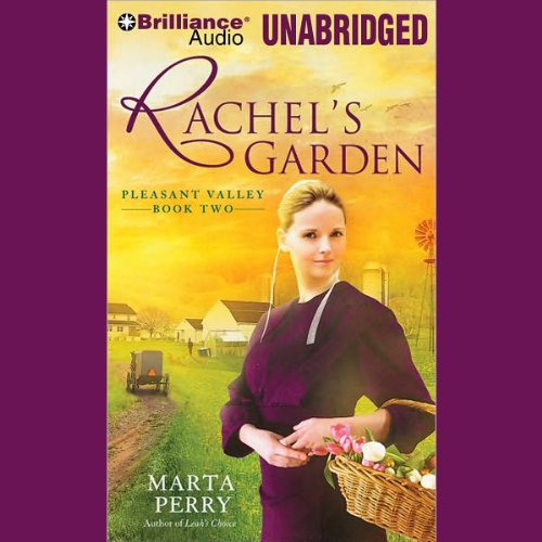 Rachel's Garden audiobook cover art