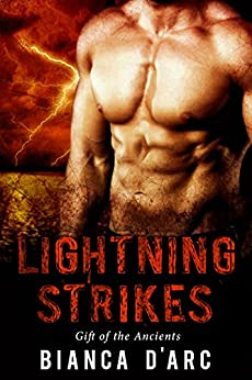 Lightning Strikes: Tales of the Were (Gift of the Ancients Book 4)