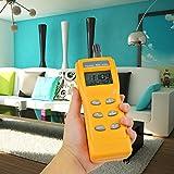 Probador De La Humedad DP Calidad del Aire Interior 9999 Ppm De Dióxido De Carbono Digital De La Temperatura del Sensor NDIR De CO2 IAQ Monitor BM