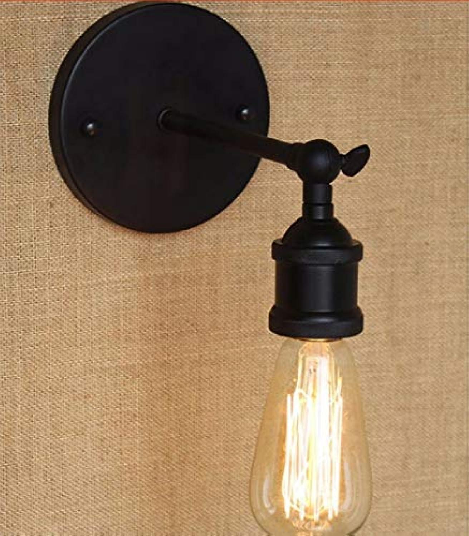 Vintage Landhauswandlampe für Innengangtreppenrestaurantbett E27, B