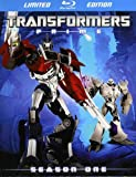 Transformers: Prime - Season One (Limited Edition) [Blu-ray]