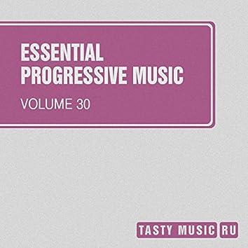 Essential Progressive Music, Vol. 30