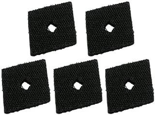 Black & Decker MS550/MS600/MS800B Sander Rpl (5 Pack) Pad Tip # 90558534-5pk