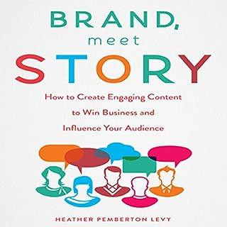 Brand, Meet Story cover art