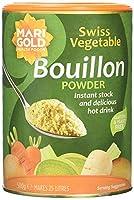 Marigold Veg Bouillon Powder 500 g (order 6 for trade outer) / マリーゴールドブイヨンパウダー500グラム(商品アウター用6順)ファイティング