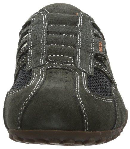 Geox UOMO SNAKE L, Herren Sneakers, Grau - 2