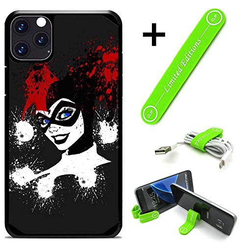 51xQ0cui8KL Harley Quinn Phone Cases iPhone 11