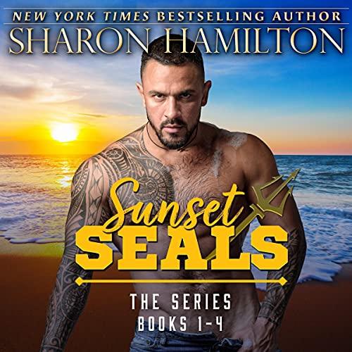 Sunset SEALs Bundle: Books 1-4 Audiobook By Sharon Hamilton cover art