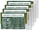 pack of emergency blankets