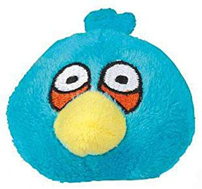 Angry Birds Flingers 2 Inch Soft Pencil Topper Blue Bird [Toy]