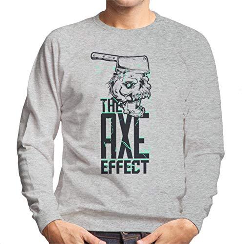 Cloud City 7 The Axe Effect sweatshirt voor heren