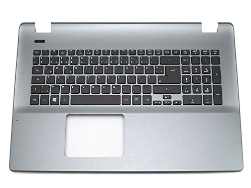 Acer Aspire E5-771G Original Tastatur inkl. Topcase DE (deutsch) schwarz/grau