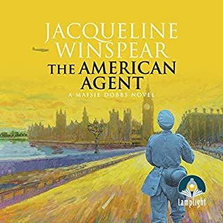 The American Agent     Maisie Dobbs, Book 15              By:                                                                                                                                 Jacqueline Winspear                               Narrated by:                                                                                                                                 Julie Teal                      Length: 10 hrs and 52 mins     16 ratings     Overall 4.9