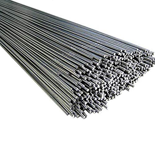 BMF Direct - Electrodos de relleno, varillas de soldadura TIG, de acero inoxidable 316L, 1,0 mm, 1,2 mm, 1,6 mm, 2,0 mm, 2,4 mm, 3,2 mm