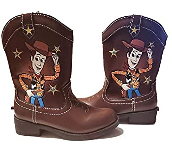 woody cowboy boot