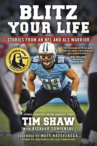 Blitz Your Life: Stories from an NFL and ALS Warrior (English Edition)