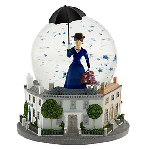 Disney Mary Poppins Musical Snowglobe