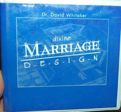 Divine Marriage Design Dr. David Whitaker Books on Disc