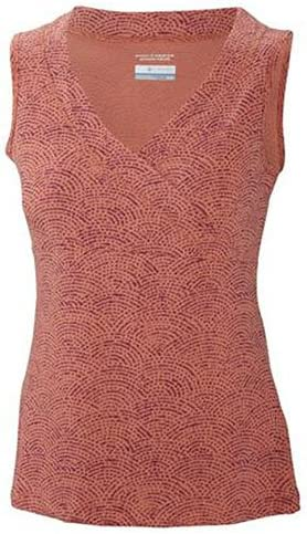 Columbia Women's Some R Tank Chill Printed Max 48% OFF Top Max 75% OFF