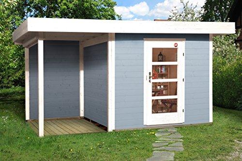 Weka Design Casa 172a GR. 1, Grigio, 28mm, et, Coltivazione 150cm, Senza RW