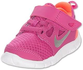 Nike Free Run 5 Girls' Toddler Running Shoes