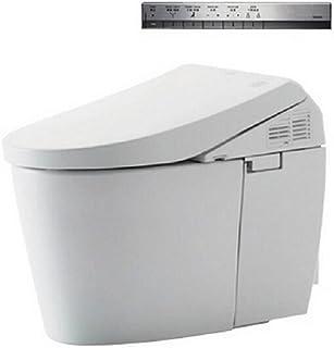 TOTO 卫浴高端即热式智能一体全自动电子座便器 马桶 CES9787WCS(亚马逊自营商品,由供应商配送)(全国主要城市送货上门,具体情况请咨询电话:13811034481. 客服QQ:982702324)