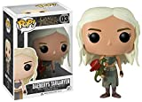 Funko Game of Thrones - Daenerys Targaryen Pop TV Figure Toy 3 x 4in by
