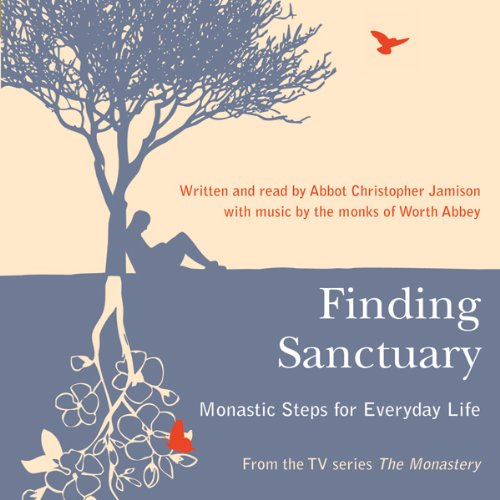 Finding Sanctuary audiobook cover art