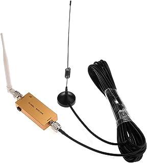 TOOGOO(R)Amplificatore Segnale Booster Ripetitore 3G UMTS W-CDMA per Cellulare + Antenna Oro