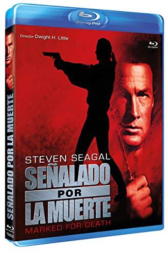 Señalado por la Muerte BD 1990 Marked for Death [Blu-ray]