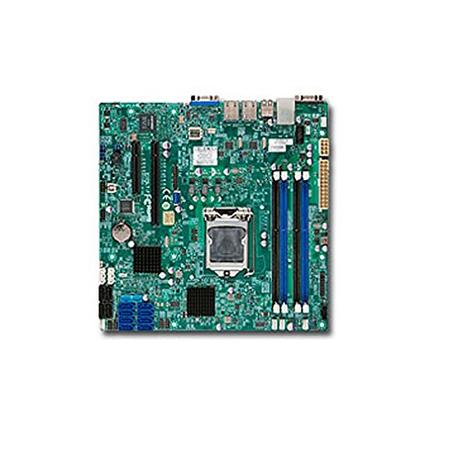 SUPERMICRO X10SL7-F Server Motherboard - Intel C222 Chipset - Socket H3 LGA-1150