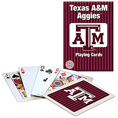 Patch Products Inc. Texas A&M Playing Cards