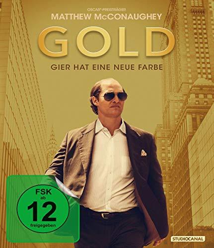 Gold - Gier hat eine neue Farbe [Blu-ray]