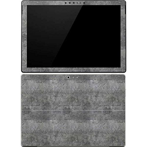 Skinit Decal Tablet Skin Compatible with Surface Pro 4 - Officially Licensed Originally Designed Natural Grey Concrete Design