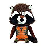 Marvel - GOG02314 - Rocket Racoon, Medium-Plüschfigur mit Sound, 17 cm